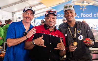 Team Indiana returns home after successful World Food Championships