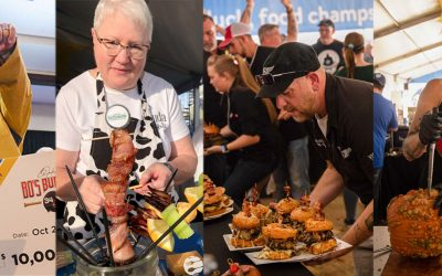 The Final Table: Indy Takes Food Sport's Center Stage