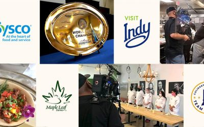 """World Food Championship Indy Final Table Wraps Up Successful """"Delicious"""" Weekend"""