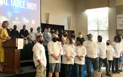 Congratulations to our Indiana Culinary Heroes